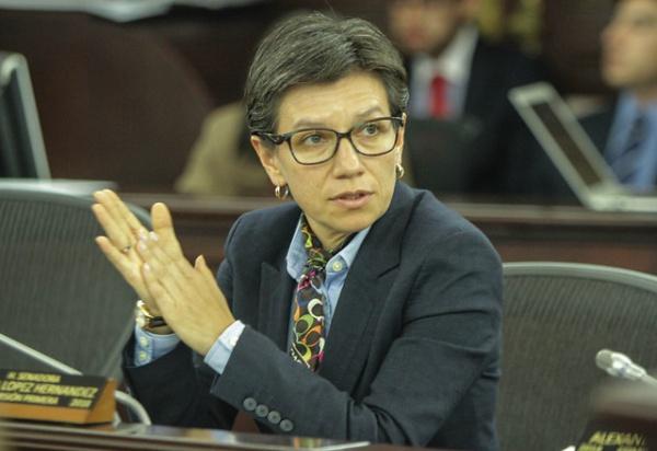 Claudia López denuncia carrusel de la contratación en la Registraduría