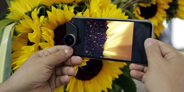 Cinco fotógrafos enseñan a hacer mejores fotos con el celular