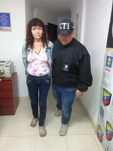CTI Quindío capturó tres personas para cumplir condena por tráfico de estupefacientes