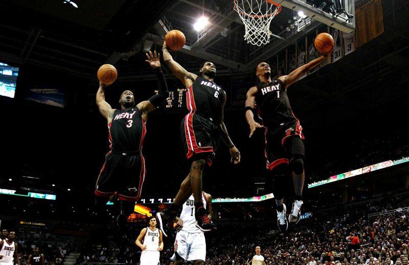 Home team takes the win – NBA 2016