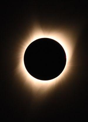 Así se vio el «eclipse del siglo», (ver video)