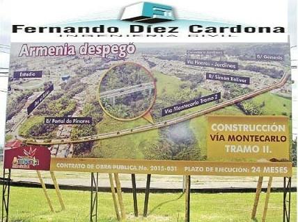 Fernando león Diez Cardona no aceptó tres delitos imputados por la Fiscalía
