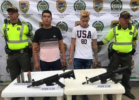 Así capturaron a venezolanos involucrados en plan para atentar contra Presidente Iván Duque