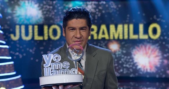 !Julio Jaramillo! ganador de 'Yo Me Llamo' 2018