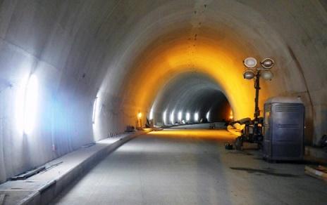 Todavía faltan 2 años de obras para el funcionamiento del Túnel de la Línea