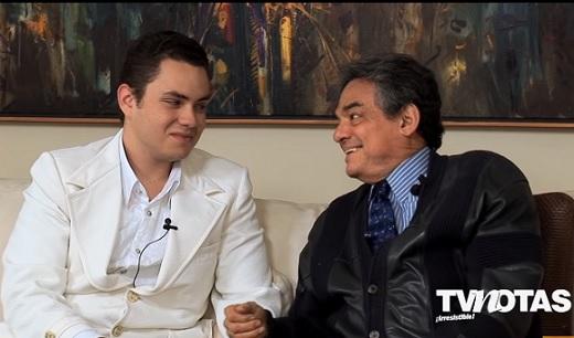 Murió José José y quedó la historia de su 'hijo negado' en Colombia, (VER VIDEO)