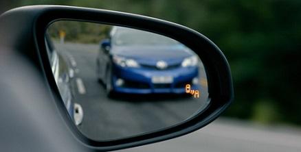 Identifique los puntos ciegos de un vehículo: qué son y cómo reducirlos