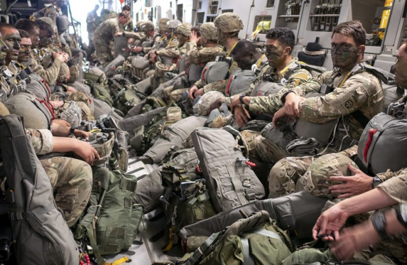 Militares de EE. UU. llegaron al país para realizar ejercicio conjunto