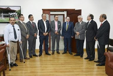 Alcaldía de Armenia y Universidad la Gran Colombia establecen agenda conjunta