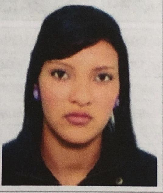 Delinquía en Calarcá y fue condenada a 15 años de prisión Natalia Andrea Quimbayo Prado alias 'Natalia o peluche'