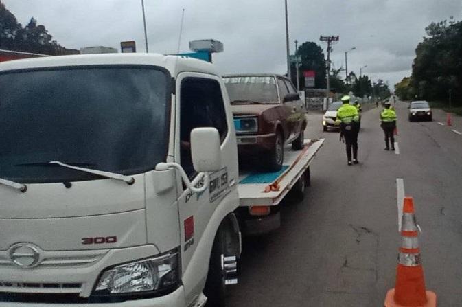 Cuatro millones de colombianos tendrán amnistía en multas de tránsito suscribiendo acuerdos de pago