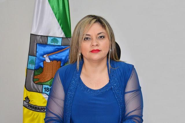 """Alcaldesa (e) de Armenia: """"Estaré en el encargo hasta que Dios y la ley lo decidan"""""""