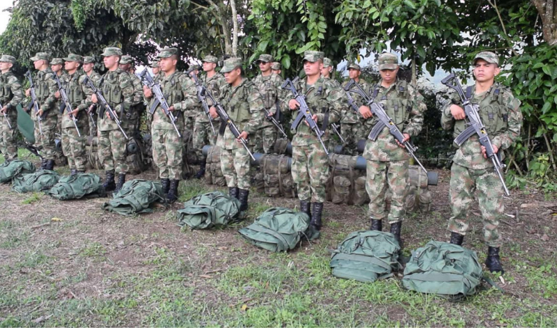 60 soldados podrán completar su bachillerato debido a la estrategia de educación flexible
