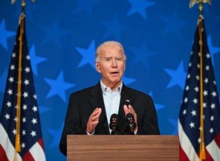 Joe Biden, electo presidente de Estados Unidos