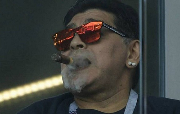 Causas de la muerte de Diego Armando Maradona