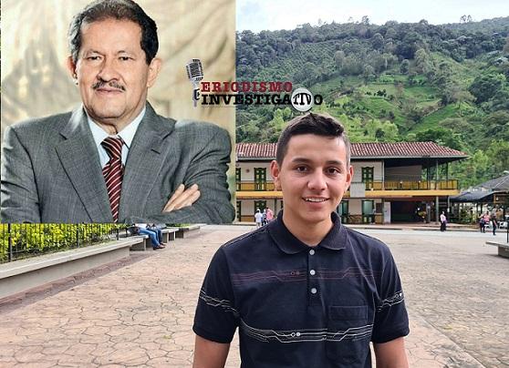 Embajador Angelino Garzón apoyará con la visa a estudiante de Pijao para viajar a Costa Rica