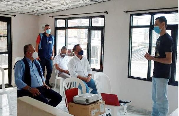 Alcaldía y CRQ hacen recuperar la confianza de habitantes de Quintas de la Marina y otros Barrios de Armenia, Quindío