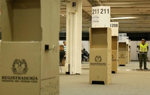 Reforma electoral en Colombia aprobada en la Cámara de Representantes