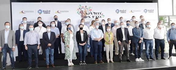 Alcalde de Armenia propuso ante el presidente Duque, iniciativas para mitigar impacto por cierre de La Línea