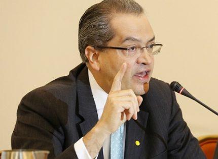 En su despedida el Procurador Fernando Carrillo afirmó que había una «mafia» al interior de la Procuraduría
