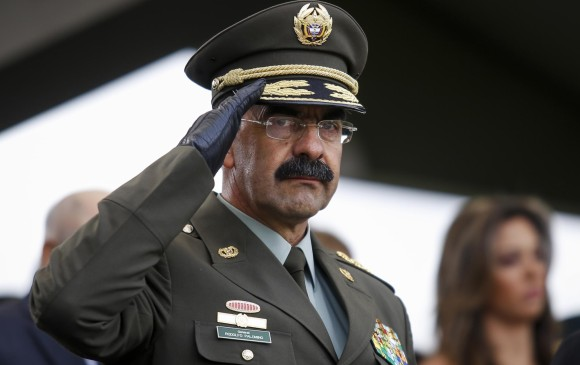 Destitución e inhabilidad de 13 años al exdirector de la Policía Nacional, general (r) Rodolfo Palomino López