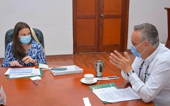 Ministerio de las TIC Confirmó al gobernador más de medio centenar de Centros Digitales para el departamento del Quindío