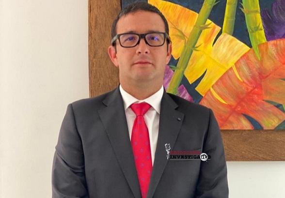 El abogado Juan Camilo Mesa Velásquez es el nuevo Defensor Regional del Pueblo en el departamento Quindío