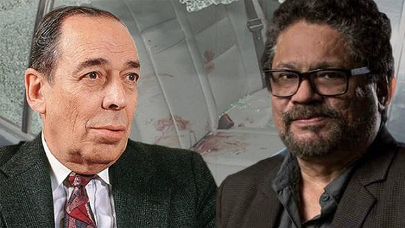 Apertura de investigación y orden de captura de 'Iván Márquez' por su presunta participación en el crimen de Álvaro Gómez Hurtado y su escolta