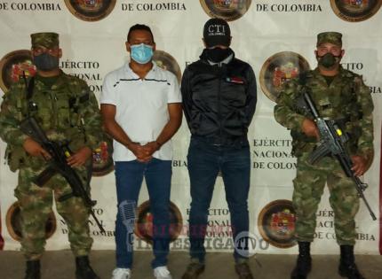 Cae 'Alias J' presunto enlace en colombia de la mafia calabresa de Italia