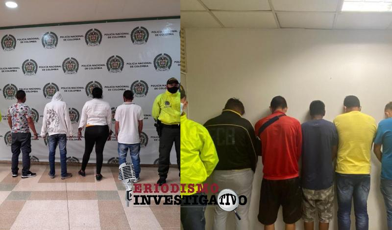 Fiscalía Seccional Quindío desmanteló la organización 'Los Portales', dedicada a defraudar el sistema financiero
