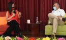 Balance de la visita de la ministra de Educación al Quindío