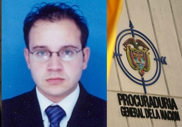 Nombran nuevo Procurador Regional para el departamento del Quindío