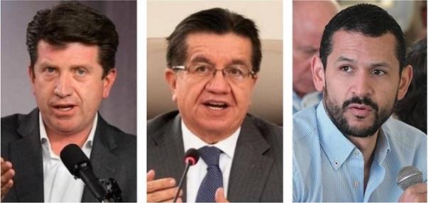 Ministros de Defensa, Interior y Salud a debate de control político en el Congreso