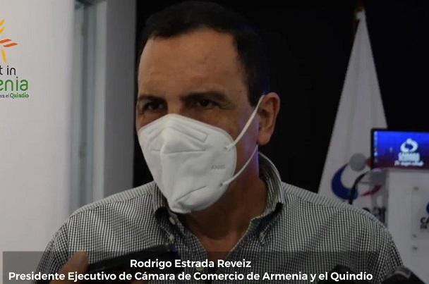 »Respondo a un anónimo por respeto a los empresarios, inversionistas, entes gubernamentales y entes privados», Rodrigo Estrada Reveiz
