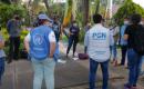 Procuraduría rechaza agresiones de la policía contra Comisión Humanitaria en el Valle del Cauca