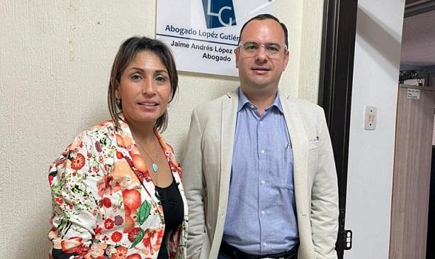 ''tengo como demostrar que no incité, participé, ni promoví actos en contra de la Alcaldía de La Tebaida…'', Concejal Luz Fanny Flórez Jiménez