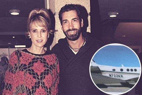 Soplón en Honduras delató avioneta vinculada al esposo de la comediante Alejandra Azcárate