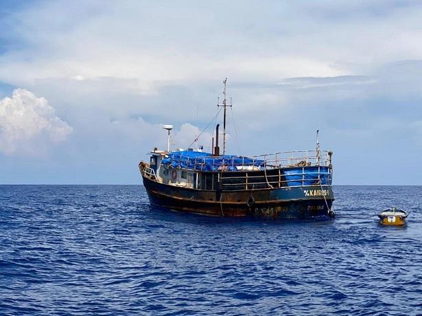 Desarticulan organización criminal transnacional dedicada al transporte de contrabando