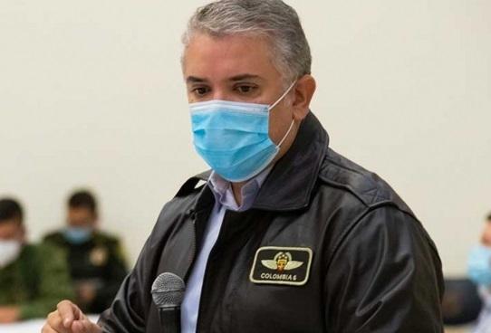 Presidente Iván Duque ordena a toda la Fuerza Pública desbloquear las vías del país