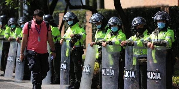 Presidente Iván Duque anunció proceso de transformación de la Policía, así lo había anunciado el director de la institución.
