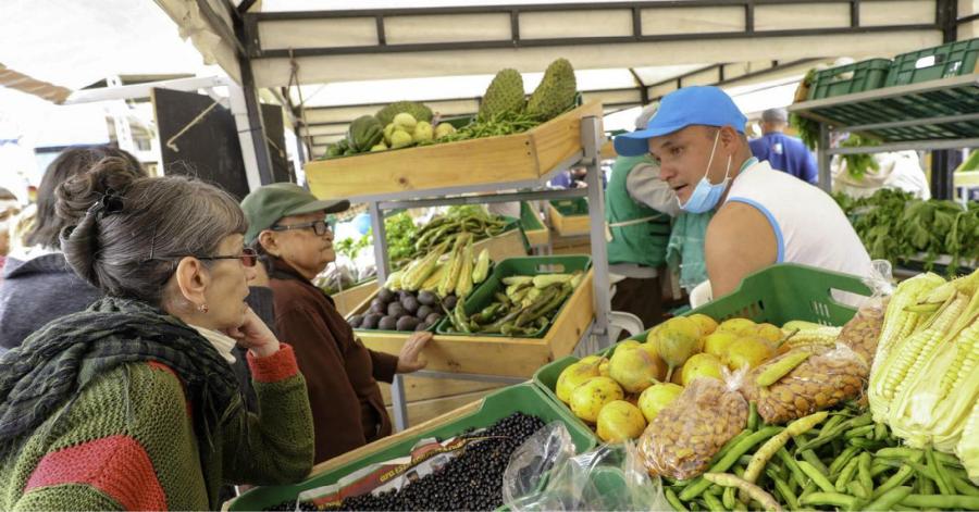 Este fin de semana, Mercados Campesinos en varios municipios del Quindío simultáneamente
