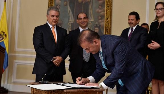 Presidente Duque designó a Carlos Alberto Baena López como alcalde ad hoc de Armenia