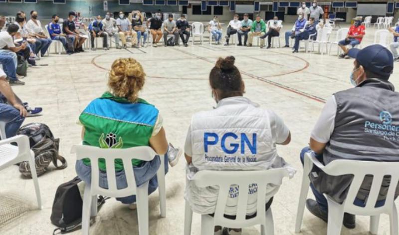 Procuraduría pidió al Comité del Paro volver a la mesa de diálogo