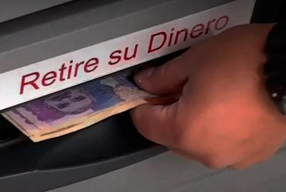 Retiros de dinero en cajeros automáticos tendrán nuevas reglas