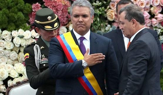 Con drones Iban a atentar nuevamente contra presidente Iván Duque