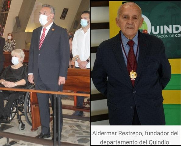 Celebración de los 55 años de fundación del departamento del Quindío en una mágica jornada