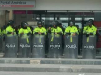 Procuraduría abrió indagación contra funcionarios de la Policía Nacional, con el fin de esclarecer la desaparición y el deceso de un joven en Bogotá