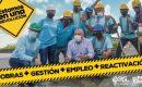 Con obras, gestión y ejecución EPA y Alcaldía generan cerca de 4.000 empleos para la reactivación de los cuyabros