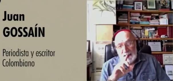 »En época de estallido social el periodismo debe estar del lado de la verdad…», Juan Gossaín