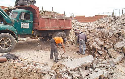 En Armenia prohibido el transporte de materiales peligrosos, de cara al 20 de julio